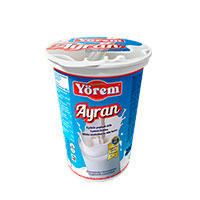 Yörem, Ayran (AT) 244 ml.